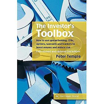 Investors værktøjskasse, 2nd Edition: Sådan bruges Spread Betting, CFD'er, optioner, Warrants og bane til at øge afkast og reducere risikoen: Sådan bruges spredning... Bane at øge afkast og reducere risici