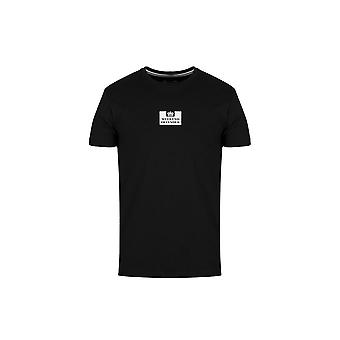 Weekend Offender Black Frampton T-shirt