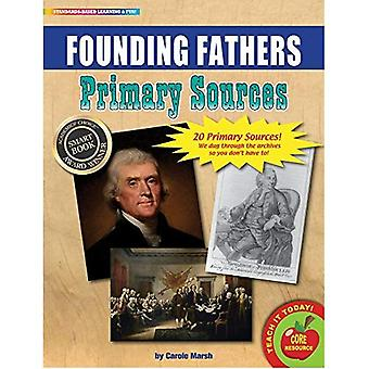 Founding Fathers Primary Sources Pack (Primary Sources)
