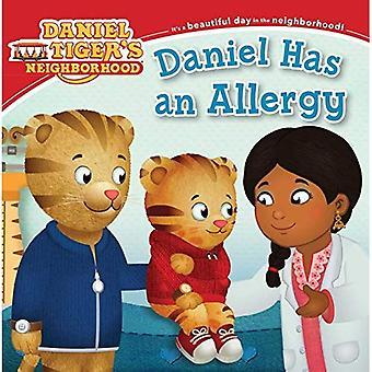 O Daniel tem uma alergia (do Daniel tigre bairro)
