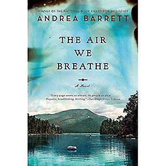 O ar que respiramos: Um romance