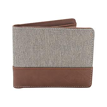 Animal Reckless Faux Leather Wallet