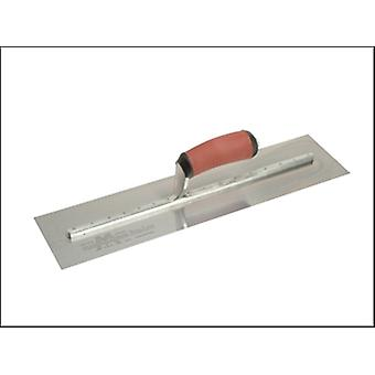 MXS77DSS CEMENT TROWEL STAINLESS STEEL 18IN X 4.1/2IN DURASOFT HANDLE