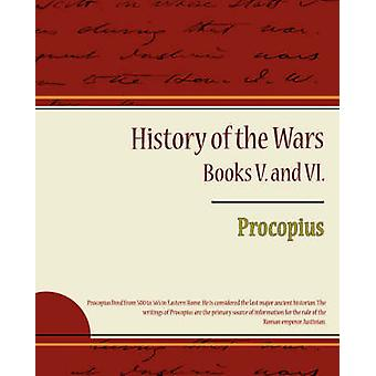 Procopius histoire des guerres livres V. et VI. par Procope