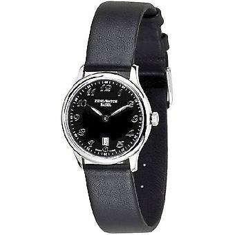 Zeno-Watch Damenuhr Flat Quartz 6494Q-c1
