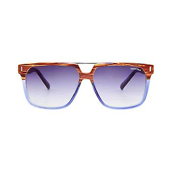 Made In Italia Recco Men Blue Sunglasses -- RECC038448