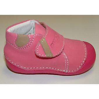 Primigi Girls Spot Pre-walkers Pink