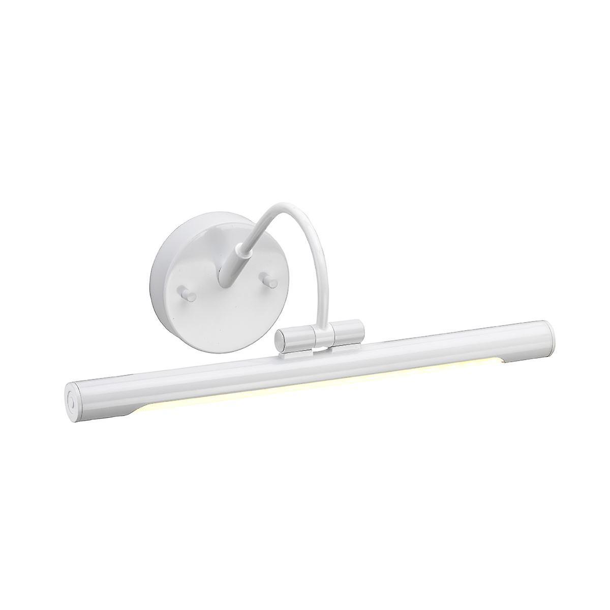 Elstead - 1 Light Small LED Picture Light - blanc - ALTON PL S WHT
