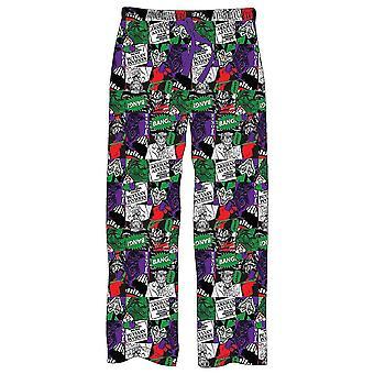 Men's Batman Joker Lounge Pants