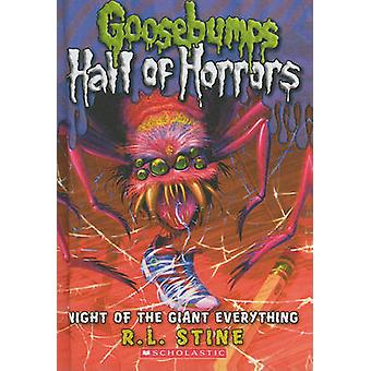 Night of the Giant Everything by R L Stine - 9780606229548 Book