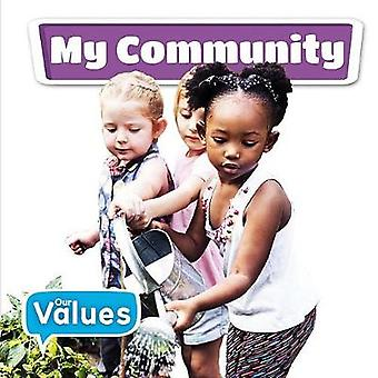 My Community by Grace Jones - 9780778737025 Book