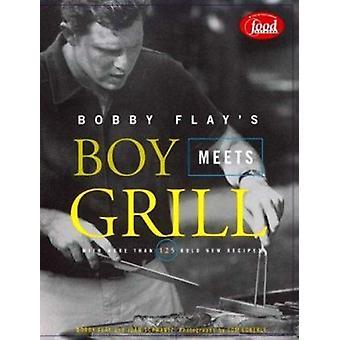 Boy Meets Grill by Bobby Flay - Joan Schwartz - 9780786864904 Book