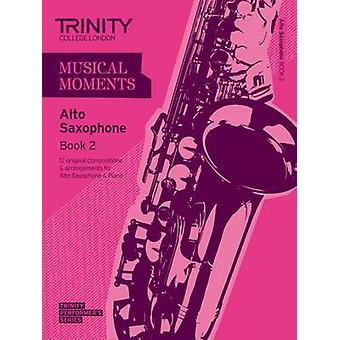 Musical Moments Alto Saxophone - Book 2 by Trinity College London - 97