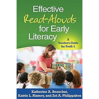 Effective Read-Alouds for Early Literacy - A Teacher's Guide for PreK-