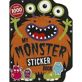 My Monster Sticker Book - Over 1000 Stickers by Thomas Nelson - 978178