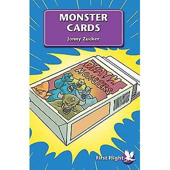 Monster Cards by Jonny Zucker - Anthony Williams - 9781844248360 Book