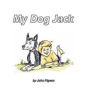 Min hund Jack av John Pigram