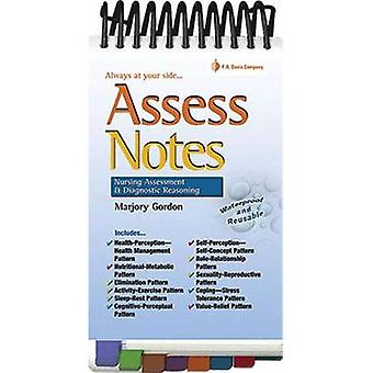 Assess Notes: Assessment and Diagnostic Reasoning for Clinical Practice (Davis's Notes)