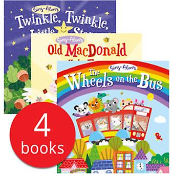 Sing-Along Stories Collection - 4 Books
