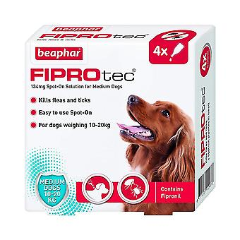 Beaphar Flea & Tick Spot On Treatment for Dogs
