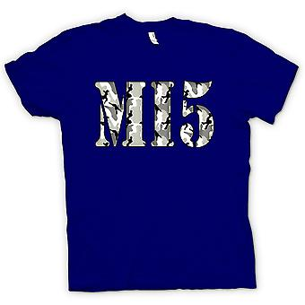 Mens T-shirt - M15 Intelligence