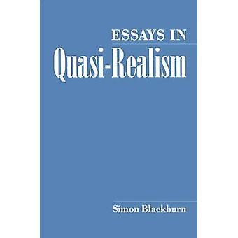 Essays in Quasi-realism by Simon Blackburn - 9780195082241 Book