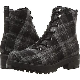 Indigo Rd. Womens izma Leather Closed Toe Ankle Cold Weather Boots