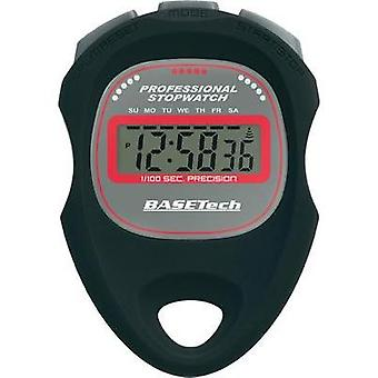 Digital stopwatch Basetech WT-034 Black