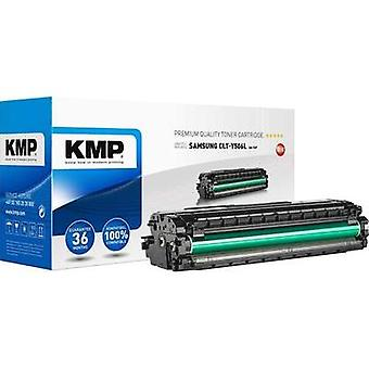 KMP Toner cartridge replaced Samsung CLT-Y506L Compatible Yellow 3500 pages SA-T67