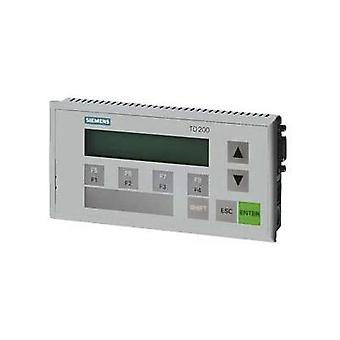 Siemens 6ES7272-0AA30-0YA1 TD 200 Text-Display TD 200 Resolution 20 characters per line Interface(s) RS 485 Protection t