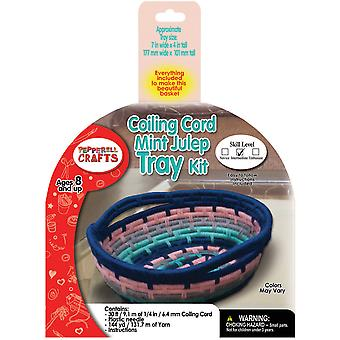 Coiling Cord Kit-Mint Julep Tray CB4K02