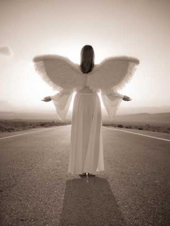 Ангела в дорогу в картинках