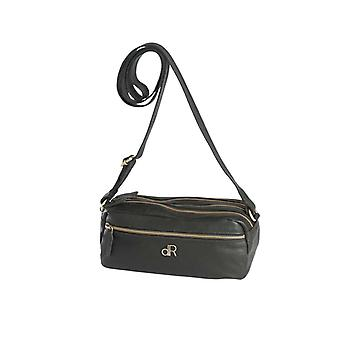 Dr Amsterdam shoulder bag Basil Black