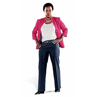 Amanda Waller (Viola Davis) Suicide Squad Movie Lifesize Cardboard Cutout / Standee / Stand Up