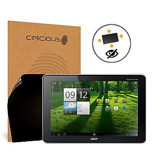 Celicious Privacy Plus Acer Iconia Tab A701 4-Way Visual Black Out Screen Protector