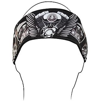 Zan Headgear Polyester Stirnband
