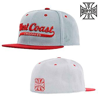 West Coast choppers Cap boll WCCPT119GR