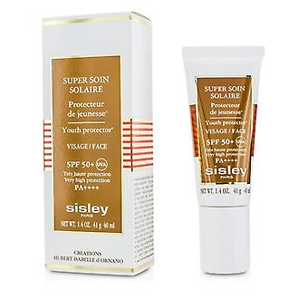 Sisley Super Soin Solaire ungdom Protector For ansikt SPF 50 + 40ml/1.4 oz