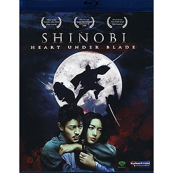 Shinobi [BLU-RAY] USA importerer