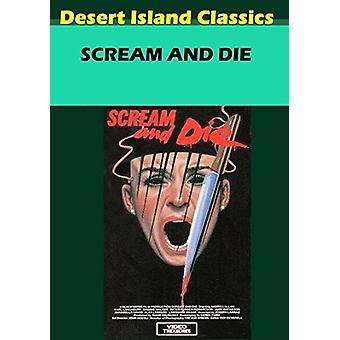 Scream & sterven [DVD] USA importeren