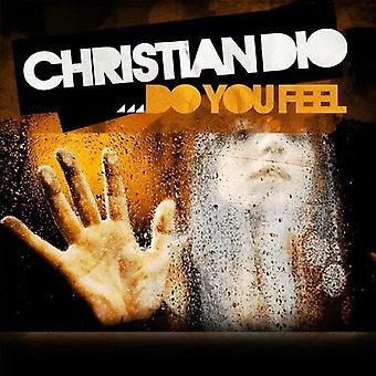 Christian Dio - känner du [CD] USA import