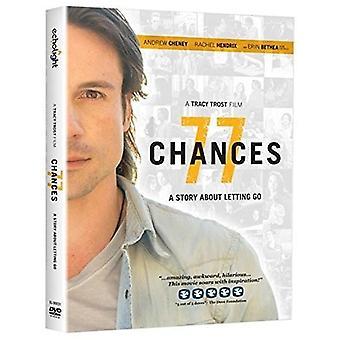 77 chanser [DVD] USA import