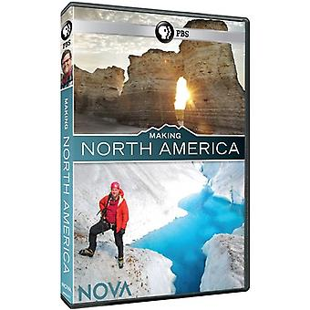 Nova: Making North America [DVD] USA import