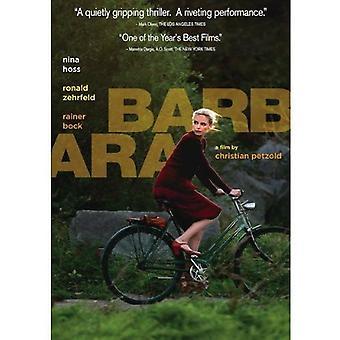 Barbara [DVD] USA importerer