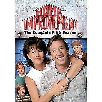 Amélioration de l'habitat: Saison 5 USA [DVD] import