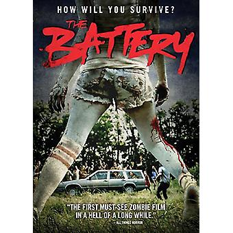 Batterie [DVD] USA import