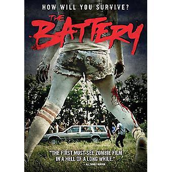 Battery [DVD] USA import