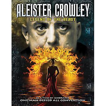 Aleister Crowley: Legenden om udyret [DVD] USA importerer