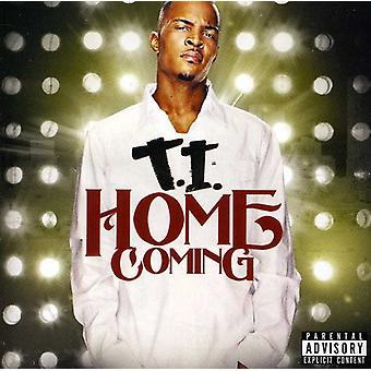 T.I. & DJ Dephtone - hjemkomst [CD] USA import