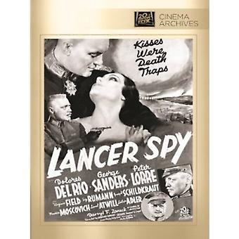 Lancer Spy [DVD] USA import